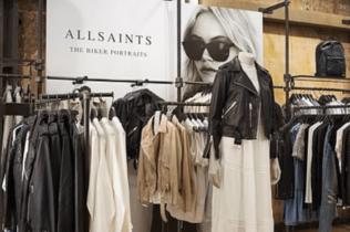 AllSaints Store Image