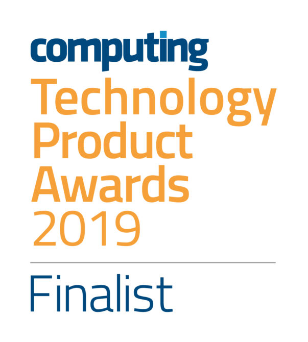 Finalist graphic for the 2019 Computing Technology Product Awards