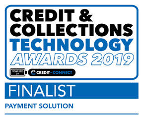 Credit & Collections Technology Awards 2019 Finalist Graphic