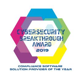 Cybersecurity Breakthrough Award Logo