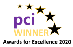 PCI Winner Logo