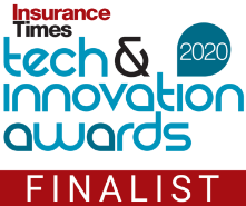Tech and Innovation Awards Finalist 2020 Logo