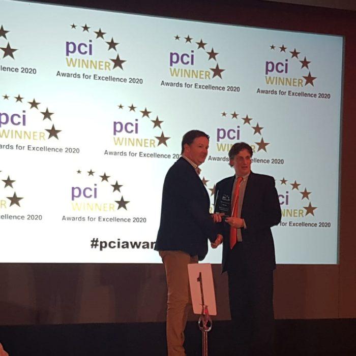 PCI London Awards 2020