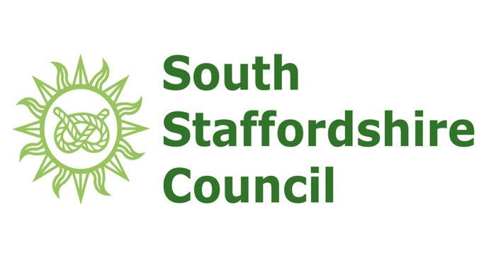 South Staffordshire Council Logo