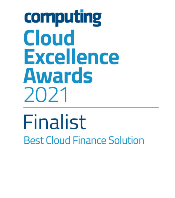Computing Cloud Excellence Awards 2021 logo