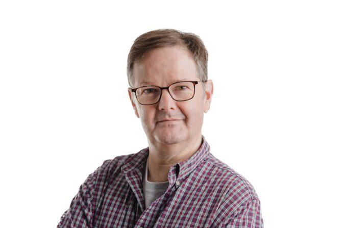 Geoff Forsyth, CISO