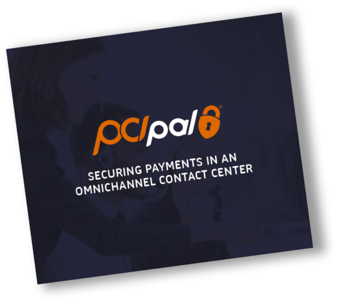 Front cover of securing payments in an omnichannel contact center eBook