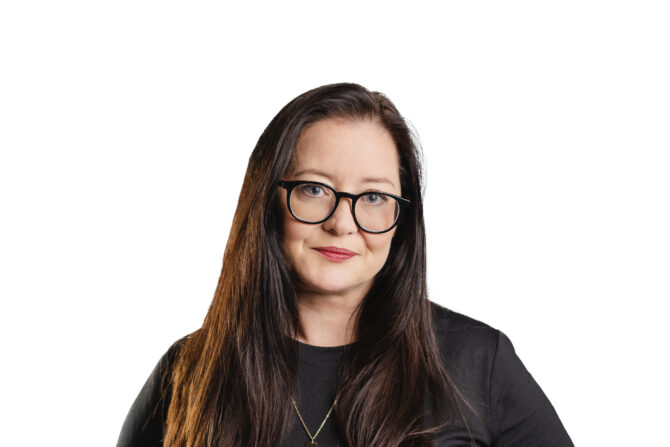 Sadie Sangster, SVP, Customer Success